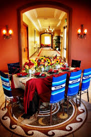 Mexican Dining Room Furniture by Wildflower Linen Spanish Influence Table Linens And Chair Covers