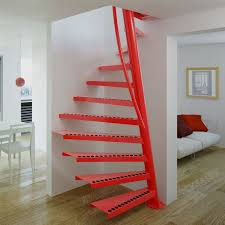 13 stair design ideas for small spaces small corner spiral