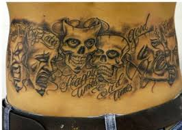 tattoo design trend smile now cry later tattoo designs