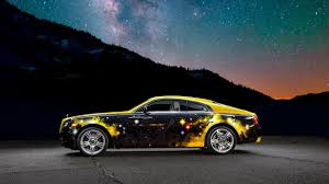 roll royce star nfl star antonio brown u0027s rolls royce wraith gets a crazy space