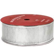 metallic ribbon silver sheer metallic ribbon 100ft wondershop target