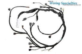 240sx s14 sr20det transmission harness wiring specialties
