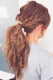 layer hair with ponytail at crown 21 cute ponytail styles to look pretty ponytail crown braids and