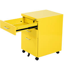 Yellow Metal Filing Cabinet Yellow File Cabinet Home Design Ideas And Pictures