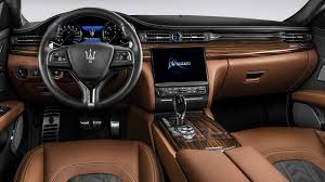 maserati steering wheel the new quattroporte