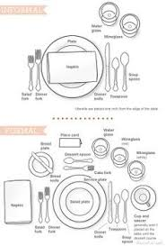 how to set a table for breakfast food beverage breakfast table setting it s my dinner party and