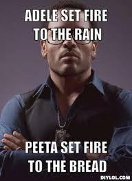 Funny Meme Generator - hipster cinna meme generator adele set fire to the rain peeta set