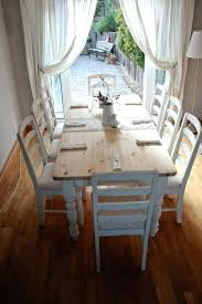 Shabby Chic Dining Table And Chairs Shabby Chic Dining Room Shabby And La Shabby Chic Dining Room