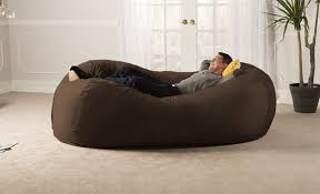 giant bean bag lounger jaxx jaxx bean bags