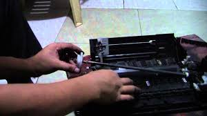 reset printer epson t13 t22e replace or clean the wastepad epson t13 t13x t22e n11 youtube