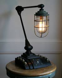 Desk Lighting Ideas Wonderful Desk Lighting Ideas Desk Lamp From Recycled Wood With