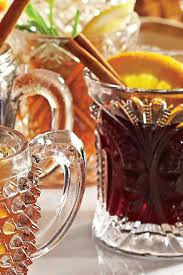 Southern Comfort Punch Recipe Festive Party Punch Recipes Southern Living