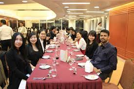 table dinner high table dinner formal dinner stanley ho east asia college