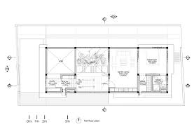 Eiffel Tower Floor Plan Gallery Of The Breathing Wall Residence Lijo Reny Architects