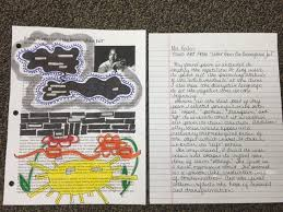 found poetry u2013 a letter from the birmingham jail along for the write