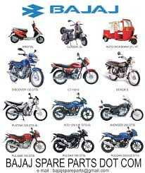 bajaj scooter parts scooters