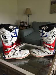 gaerne sg12 motocross boots gaerne sg12 for sale size 13 for sale bazaar motocross forums