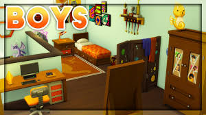 the sims 4 room build kids room stuff boys room youtube