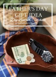 diy s day gifts 2016 s day diy gift leather tray for pennies