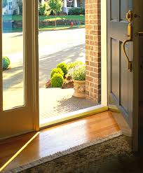 Exterior Door Sills Breathtaking Entry Door Sill Covers For Front Entry Doors With