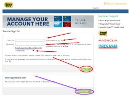 pay your best buy bill bestbuy accountonline com billqa