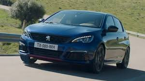 peugeot 308 gti interior 2018 peugeot 308 gti youtube