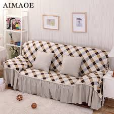 stretch sofa slipcover online get cheap cotton couch slipcovers aliexpress com alibaba