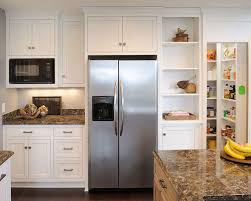 Microwave Kitchen Cabinets Microwave Cabinet Houzz