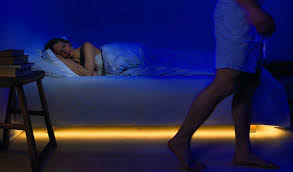 cool product alert motion activated led lights for your bedroom