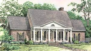 one colonial house plans house plan 40024 colonial european southern plan with 2379 sq ft