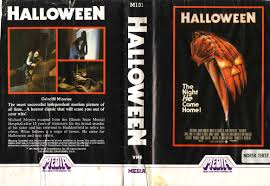 movies for halloween halloween 1978 vhs cover vhs pinterest donald pleasence