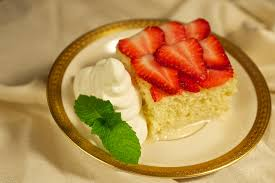 tres leches cake florida strawberry
