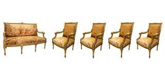 Louis Seize Chair Antiques Art Vintage