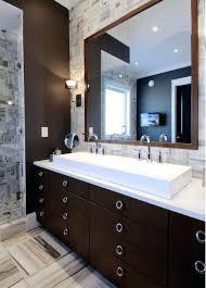 Espresso Bathroom Storage Espresso Bathroom Storage Espresso Modern Bathroom Vanity With