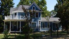 colors used for this project are from benjamin moore siding bm