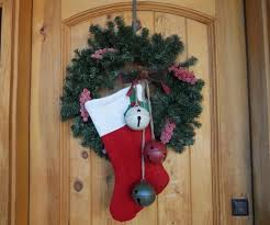 Christmas And New Year Decoration Ideas by New Year Door Decoration Ideas And Techniques