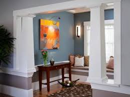 Craftsman Interior Colors Sunroom Decorating And Design Idea Pictures Hgtv