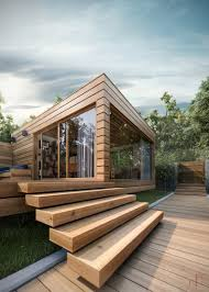 romas noreika u0027s personal project for a summer house