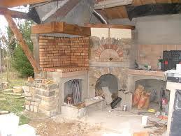 faire une cuisine d été realisation d une cuisine d ete et four à bois lozere