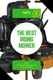 the 25 best best riding lawn mower ideas on pinterest best lawn