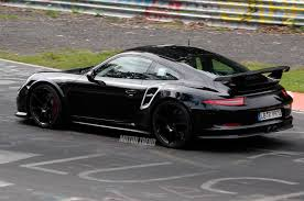 porsche 911 gt2 spied on ring could be fastest 911 ever