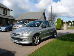 peugeot 206 new used peugeot 206 sport for sale rac cars