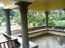 Kerala House Pillar Designs