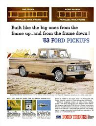 Vintage Ford Truck Air Conditioning - 1963 ford truck ad 02 ford truck ads pinterest ford trucks