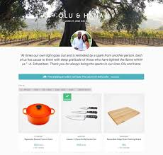 registry wedding website zola registry will shut registry complaints forever a