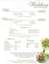 Wedding Packages Prices Special Package Cagayan De Oro Resorts And Hotels
