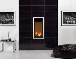 Tiled Fireplace Wall by Stovax Black Galaxy Granite Gazco Stovax Fireplace Tile Surrounds