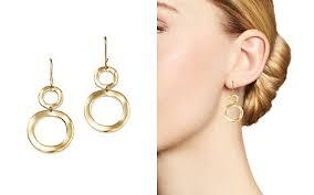18k gold earrings 18k gold earrings bloomingdale s