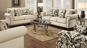 Kanes Furniture Living Room Collections - Three piece living room set