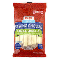 carbs in light string cheese meijer light string cheese 12 count meijer com
